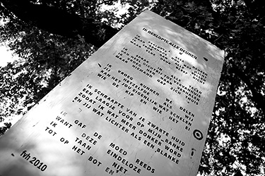 Poem in the Park
