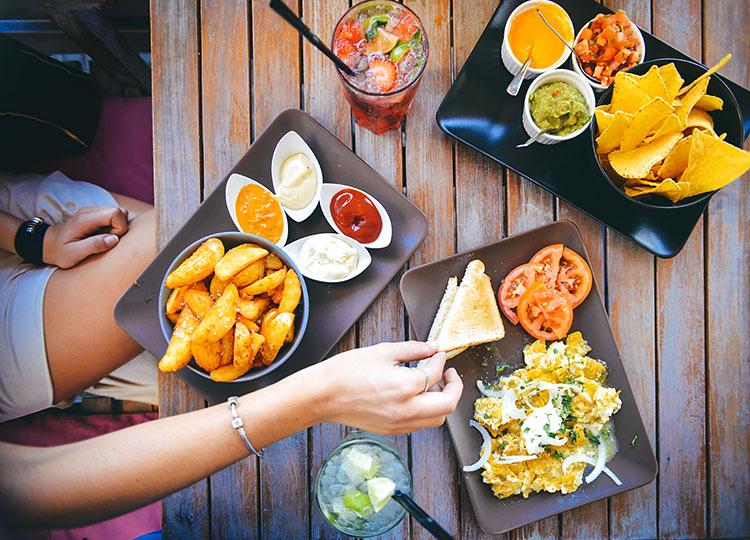 Eten en drinken tijdens het Ploegfestival