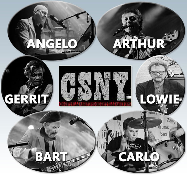 Crosby, Stills, Nash and Young Tribute
